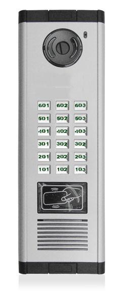 门铃电话接线图例